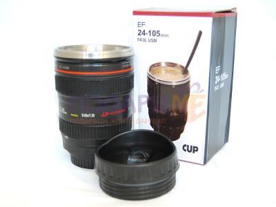 Чаша във формата на обектив 300 мл