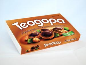 """Персонализирана кутия бонбони """"Toffifee"""""""
