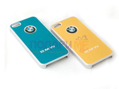 Гръб за iPhone 5 / SE с емблема на BMW