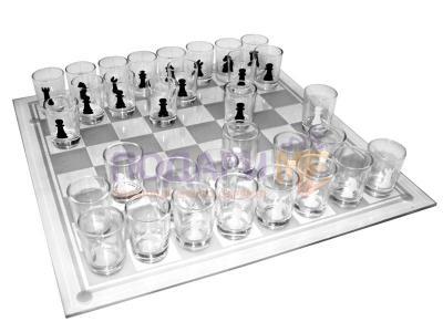 Алкохолен шах с шотове