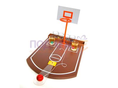 Баскетбол с шотове