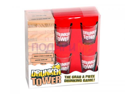 Игра с шотове - Drunken tower