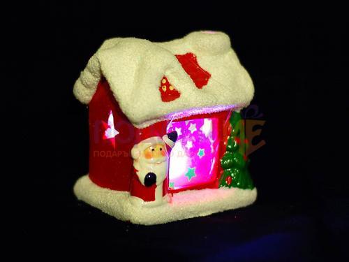 Коледен сувенир - къщичка