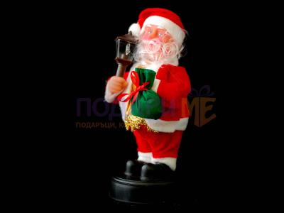 Танцуващ Дядо Коледа