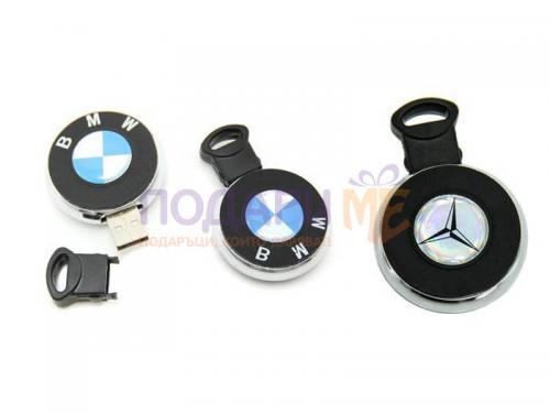 USB запалка с емблема на Mercedes или BMW