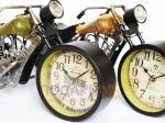 Настолен часовник ретро мотор
