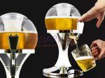 Диспенсър за бира с отделение за лед