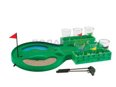 Мини голф с шотове