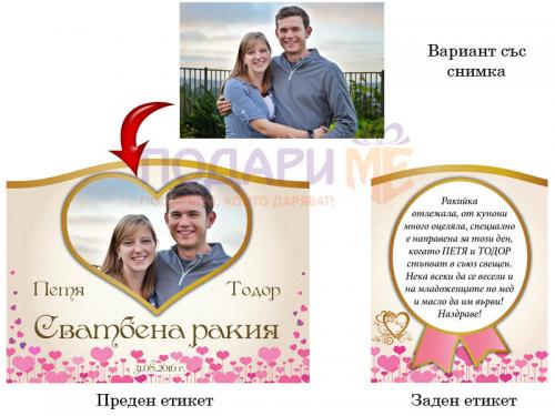 Сватбен етикет за ракия