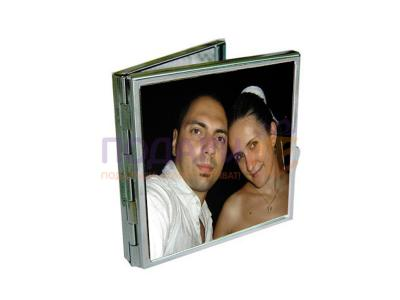 Джобно огледалце със снимка