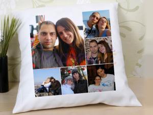 Възглавница с Ваши снимки