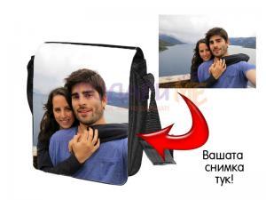 Чанта за рамо със снимка