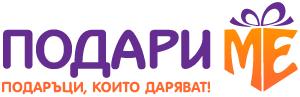 ПодариМЕ лого