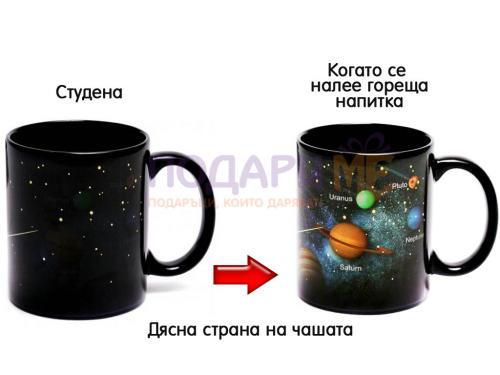 Магическа чаша - планети
