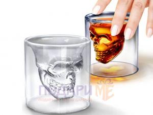 Шот чаша череп