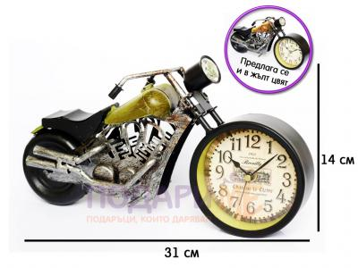 Настолен часовник мотор