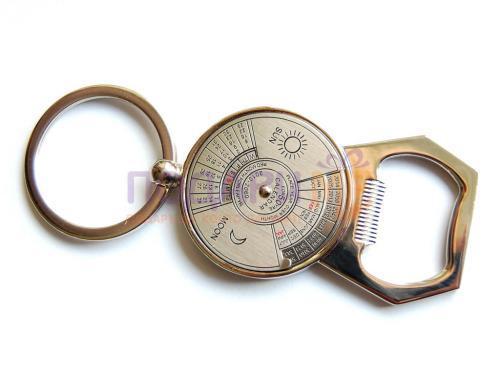 Ключодържател с отварачка и календар