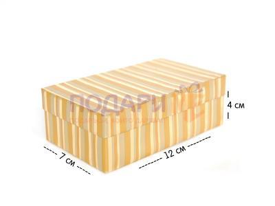 Луксозна малка правоъгълна кутия
