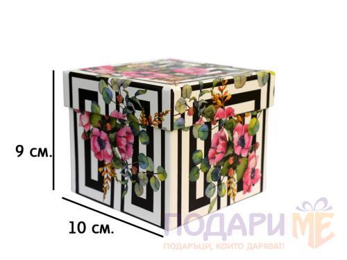 Подаръчна кутия за преспапие/чаша