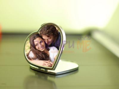 Огледалце със снимка