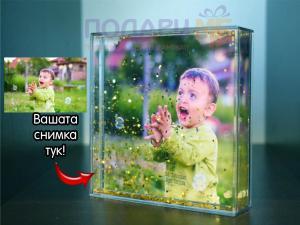 Фото блок - квадрат