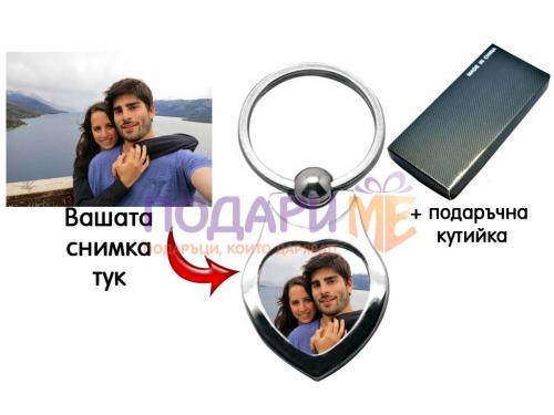 Ключодържател сърце модел 2
